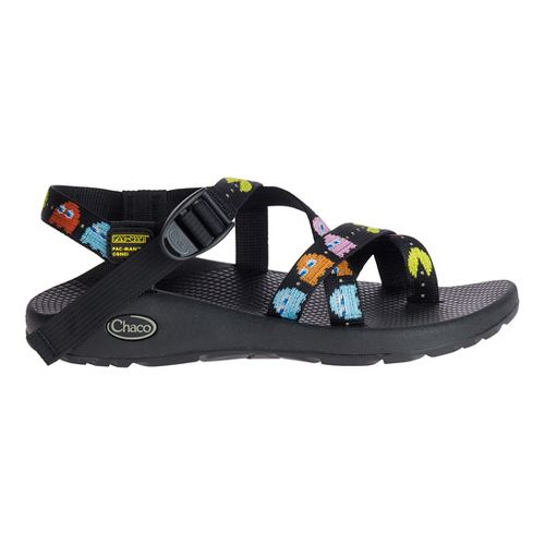 Womens Chaco Z2 Classic USA Sandals Shoe - Pacman 8