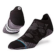 Mens Stance RUN Timeframe No Show Tab Lightweight Socks