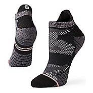 Womens Stance RUN Shiny Camo No Show Tab Socks