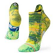 Womens Stance RUN 5K No Show Tab Socks