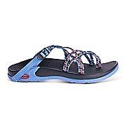 Womens Chaco Zong X EcoTread Sandals Shoe - Helix Escape 8
