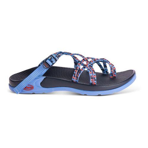 Womens Chaco Zong X EcoTread Sandals Shoe - Helix Escape 9