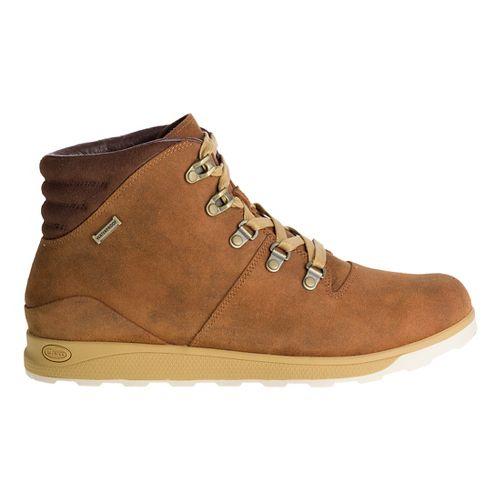 Mens Chaco Frontier Waterproof Casual Shoe - Adobe 8