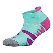 Womens Balega Enduro V-Tech No Show Socks