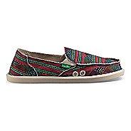 Womens Sanuk Donna Geo Stripes Casual Shoe