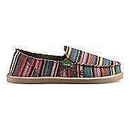 Womens Sanuk Donna Kauai Blanket Casual Shoe