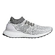 Womens adidas Ultraboost Uncaged Running Shoe - Green/Orchid/White 9