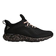 Womens adidas AlphaBounce 1 Running Shoe - Black/Ash Pearl 7