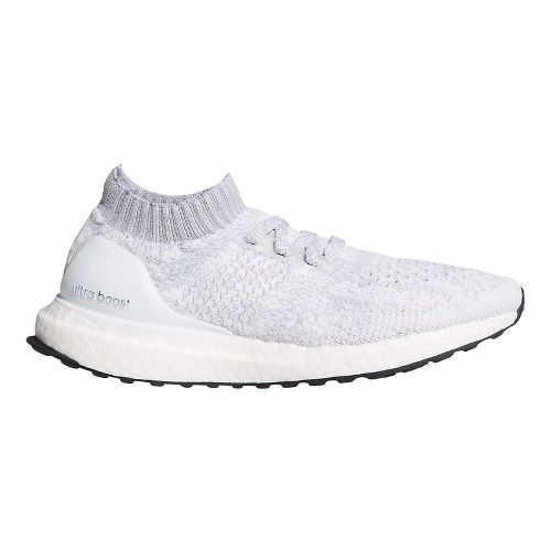 Kids adidas Ultraboost Uncaged Running Shoe - White/Black 6Y