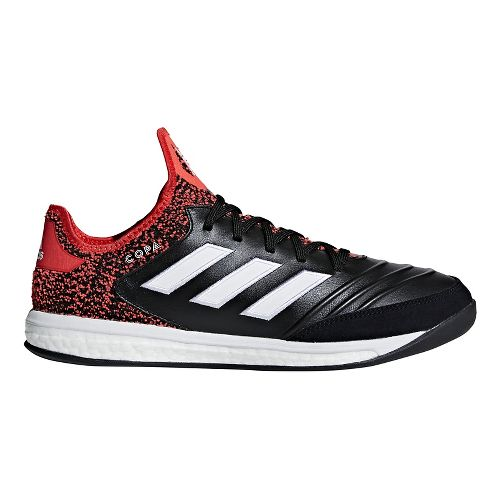 Mens adidas Copa Tango 18.1 Running Shoe - Core Black/White 10.5