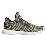 Mens adidas Harden Vol.1 LS Primeknit Court Shoe - Multi 10.5