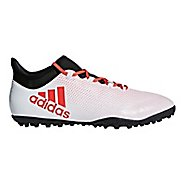 Mens adidas X Tango 18.3 Turf Cleated Shoe - Grey/Black 10.5