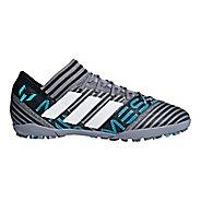 Mens adidas Nemeziz Messi Tango 18.3 Turf Cleated Shoe - Ink/White/Black 12