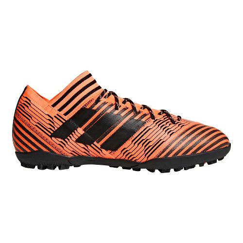 Mens adidas Nemeziz Tango 17.3 Turf Cleated Shoe - Orange/Black/Orange 10