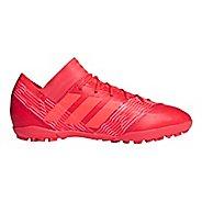 Mens adidas Nemeziz Tango 18.3 Turf Cleated Shoe - Red/Red/Black 11