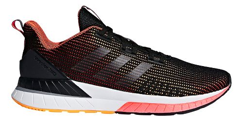 Mens adidas Questar TND Running Shoe - Black/Black 9