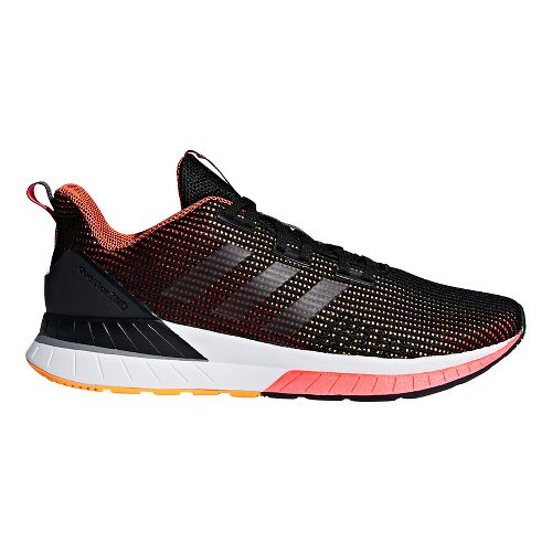 Mens adidas Questar TND Running Shoe - Black/Black 12