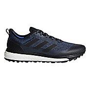 Mens adidas Response Trail Running Shoe - Steel/Black 10.5