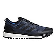 Mens adidas Response Trail Running Shoe - Steel/Black 8