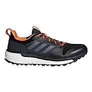 Mens adidas Supernova Trail Running Shoe - Black Multi 10