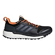 Mens adidas Supernova Trail Running Shoe - Black Multi 8