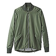 Womens Prana Center Casua Jackets - Forest Green M