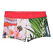Womens Prana Raya Bottom  Swim - Carmine Pink L