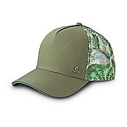 Womens Prana Idalis Trucker Headwear - Turtle Green