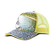 Womens Prana Rio Ball Cap Headwear - Bio Green