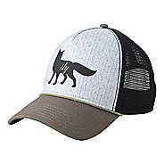 Womens Prana Journeyman Trucker Headwear - Sly Fox
