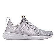 Womens New Balance Fresh Foam Cruz v1 Nubuck Knit Casual Shoe - Arctic Sky 7
