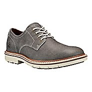 Mens Timberland Naples Trail Oxford Casual Shoe - Olive Nubuck 7