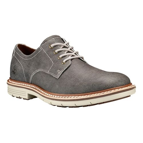 Mens Timberland Naples Trail Oxford Casual Shoe - Olive Nubuck 12