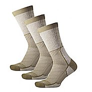 Thorlos Outdoor Explorer Crew 3 Pack Socks - Camp Khaki M