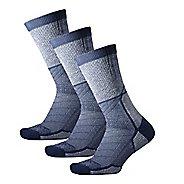Thorlos Outdoor Explorer Crew 3 Pack Socks - Lake Blue L