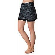 Womens Skirt Sports Lotta Breeze Fitness Skirts - Night Dive Print S