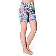 """Womens Skirt Sports Redemption Shorties- 6"""" Unlined Shorts"""