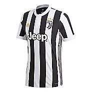 Mens adidas Juventus Home Replica Jersey Short Sleeve Technical Tops