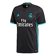 Mens adidas Real Madrid Away Replica Jersey Short Sleeve Technical Tops