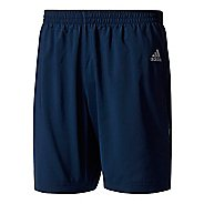 "Mens adidas Run Shorts 7"" Lined Shorts"