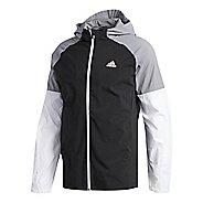 Mens adidas Sport ID Jacket Half-Zips & Hoodies Technical Tops
