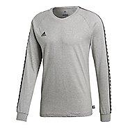 Mens adidas Tango Etrusco T-Shirt Long Sleeve Technical Tops