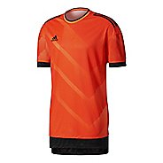 Mens adidas Tango Future Jersey Short Sleeve Technical Tops