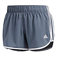 "Womens Adidas M10 Icon 4"" Lined Shorts"