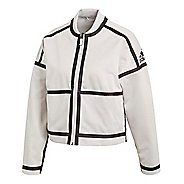 Womens adidas Z.N.E. Reversible Bomber Casual Jackets