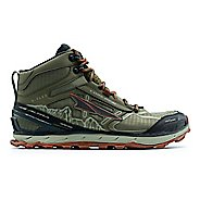 Mens Altra Lone Peak 4.0 Mid Mesh Trail Running Shoe
