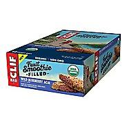 Clif Fruit Smoothie Filled Bar 12 pack Bars