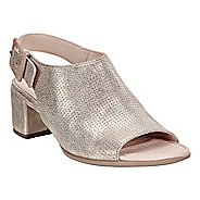 Womens Ecco Shape 35 Block Slingback Sandals Shoe