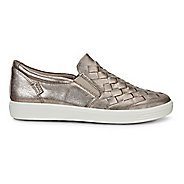 Womens Ecco Soft 7 Woven Casual Shoe