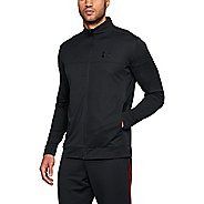 Mens Under Armour Sportstyle Pique Track Running Jackets